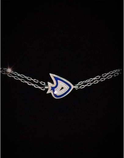 Evil Eye Angel Bracelet
